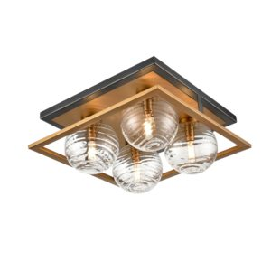 Tropea 4 Light Flush Mount