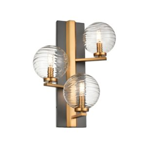 Tropea 3 Light Sconce