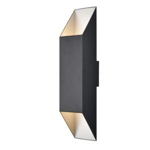 Brecon Outdoor 24 Inch 2 Light Sconce