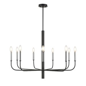 Olivia 9 Light Chandelier